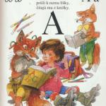 ako sa učiť abecedu