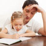 učenie sa s rodičom